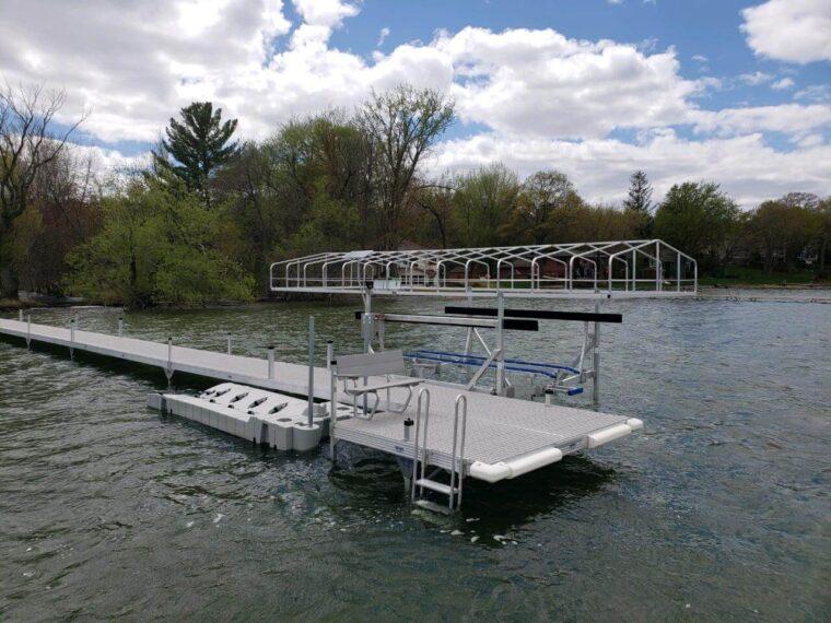 Dock Rite Lift