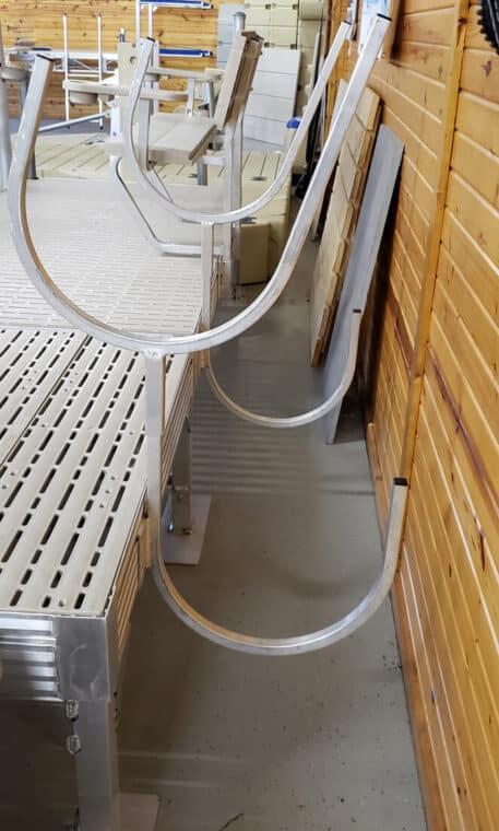 Voyager Dock Kayak Rack
