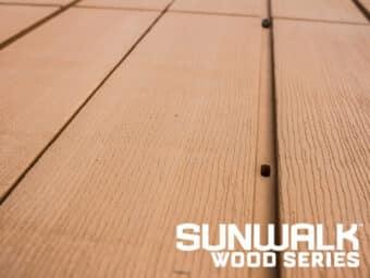 Sunrite Wood Series Decking
