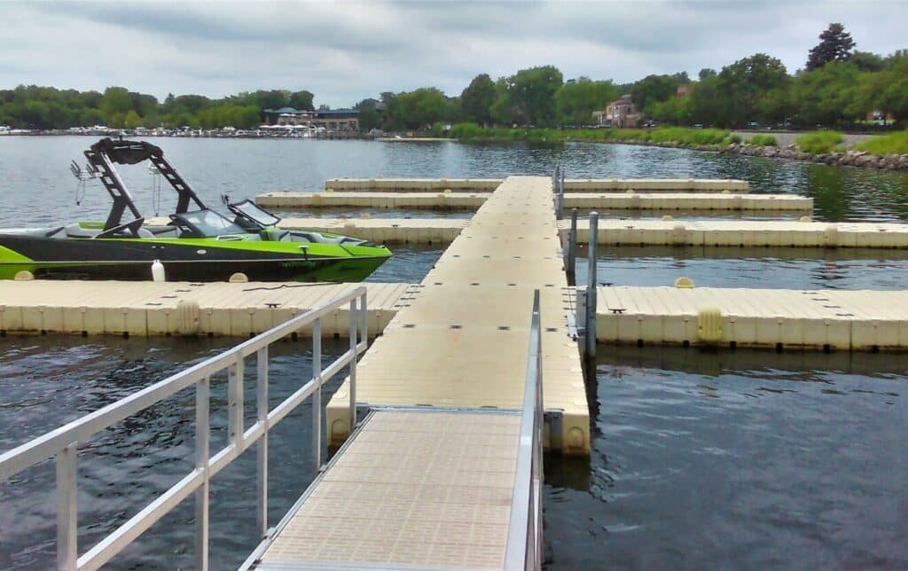 EZ Dock Floating Dock