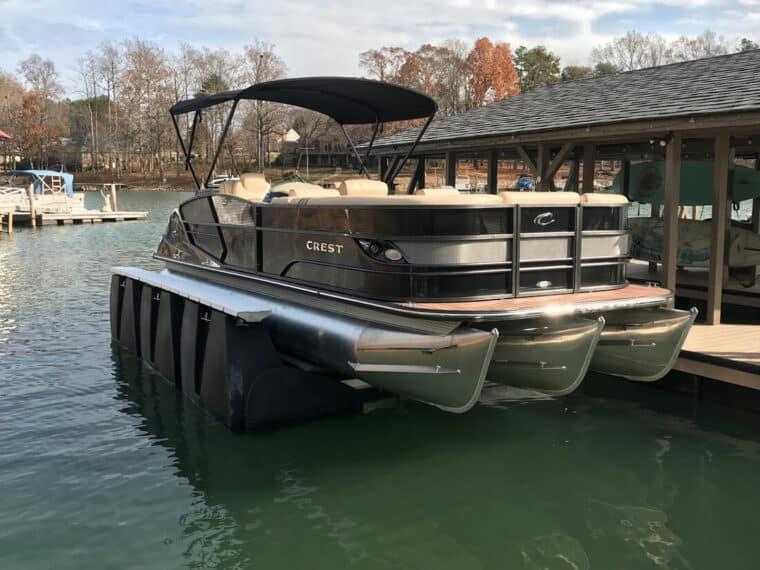 HarborHoist Floating Lift