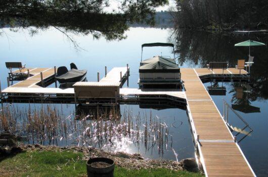 ShoreMaster Infinity TS9 Dock