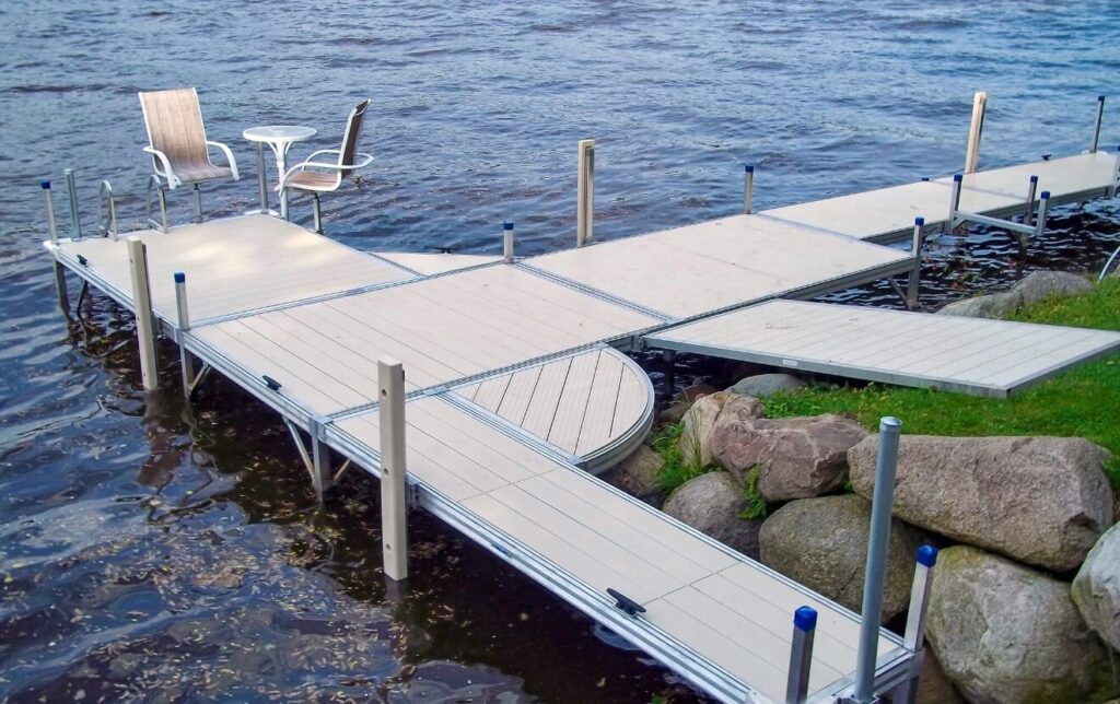 Shoremaster Infinity Dock RS4