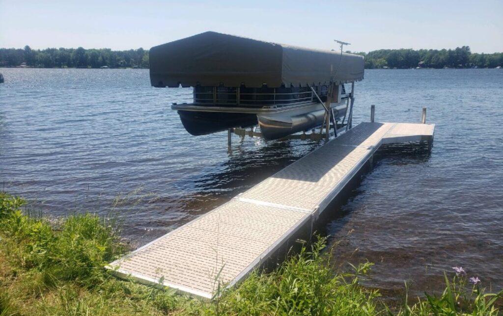 Shoremaster RS7 Dock