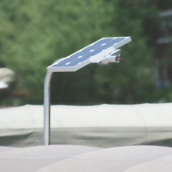 Solar-powered Performance
