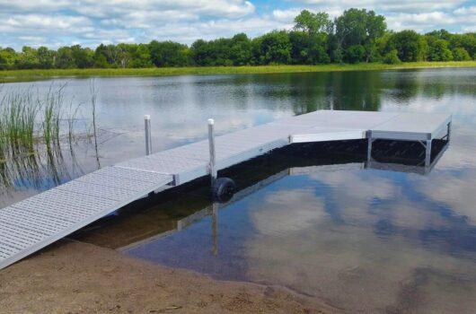 Roll-In Docks