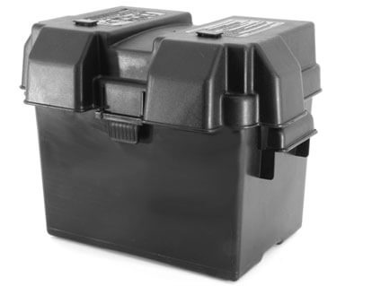 Optional Battery Box