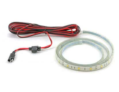 Optional Canopy Rope Light
